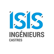 Logo of ISIS Castres