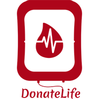 Logo of Donate Life, the winner of the City'ZEN Challenge Edition 5